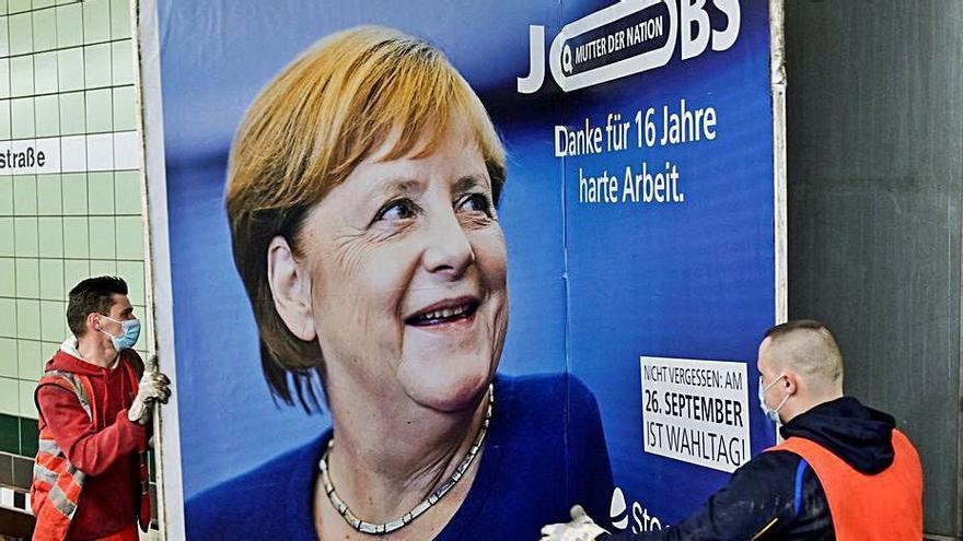 Adeu a Merkel, la líder contra les crisis