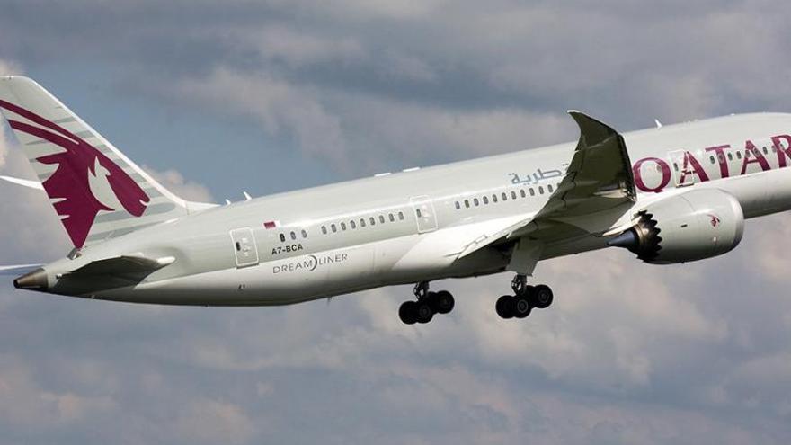 Una infidelitat força un avió a un aterratge no programat