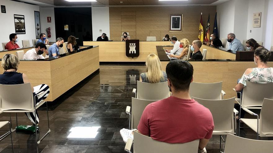 Almassora reserva 532.000 euros para pagar una sentencia por la gestión urbanística de 2013