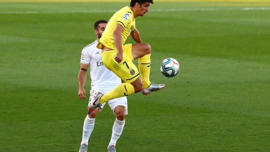 Laliga Santander: Real Madrid - Villarreal
