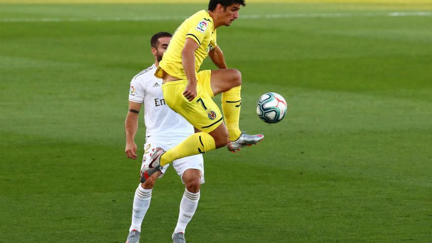 Laliga Santander: Real Madrid - Villarreal