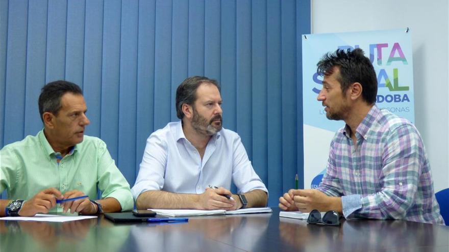 AUGC traslada al PP de Córdoba las reivindicaciones de los guardias civiles