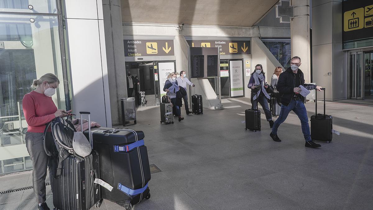 El sector turístico sigue manteniendo un fuerte peso en la economía balear