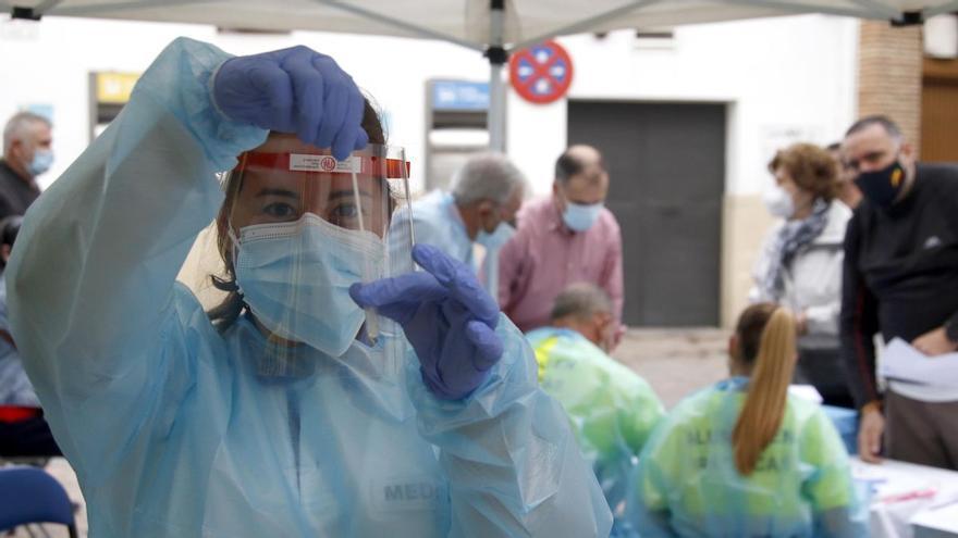 Andalucía registra 2.007 casos de coronavirus y su tasa sube por segundo día consecutivo