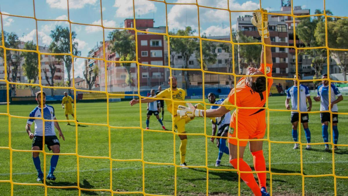 Orihuela - Hércules, las imágenes del partido