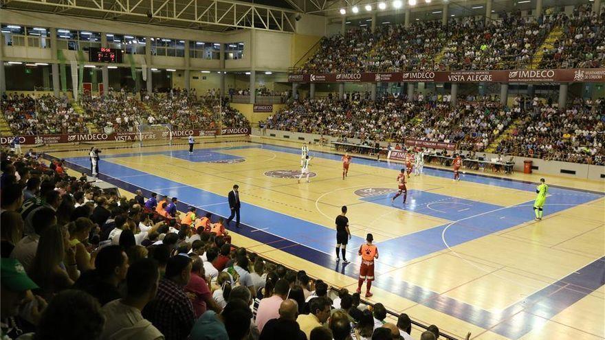 El Imdeco destinará medio millón a infraestructuras deportivas del Sector Sur, Margaritas, Fuensanta, Guadalquivir o Fátima