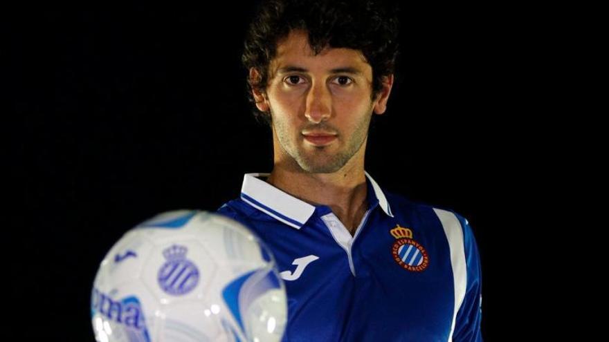 Esteban Granero, nou jugador blanc-i-blau