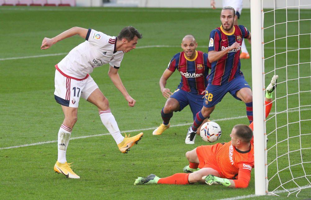 LaLiga Santander: FC Barcelona - Osasuna .