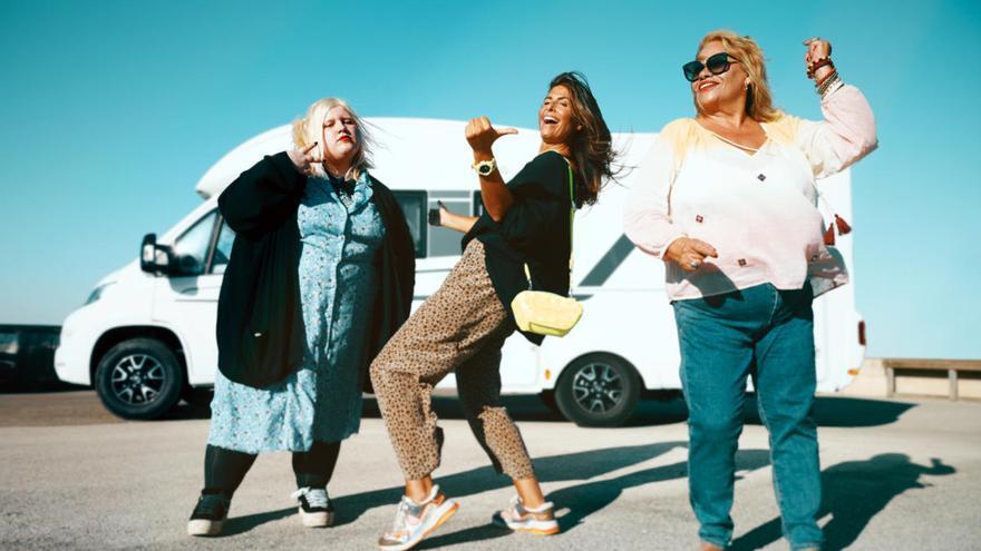 Carmina Barrios se une a la segunda entrega de 'Road Trip'