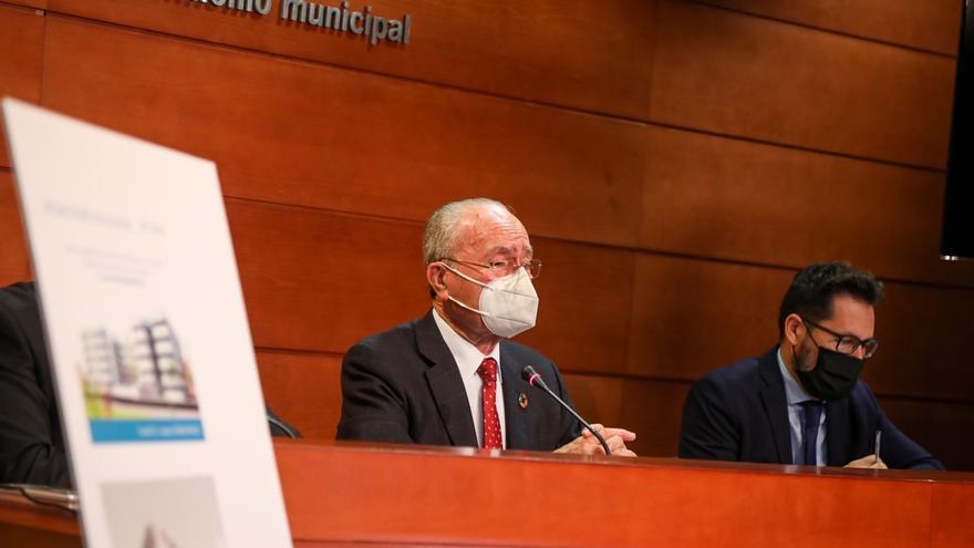 """De la Torre advierte de que Málaga superará la tasa de 1.000 contagios """"si no cambia la tendencia"""""""