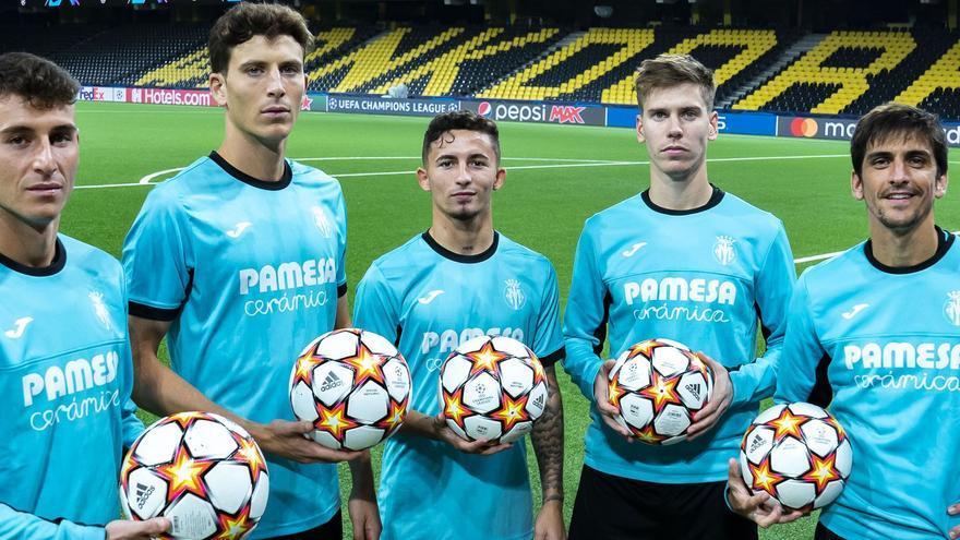 La previa | El Villarreal se juega en Suiza  un 'match ball' de Champions