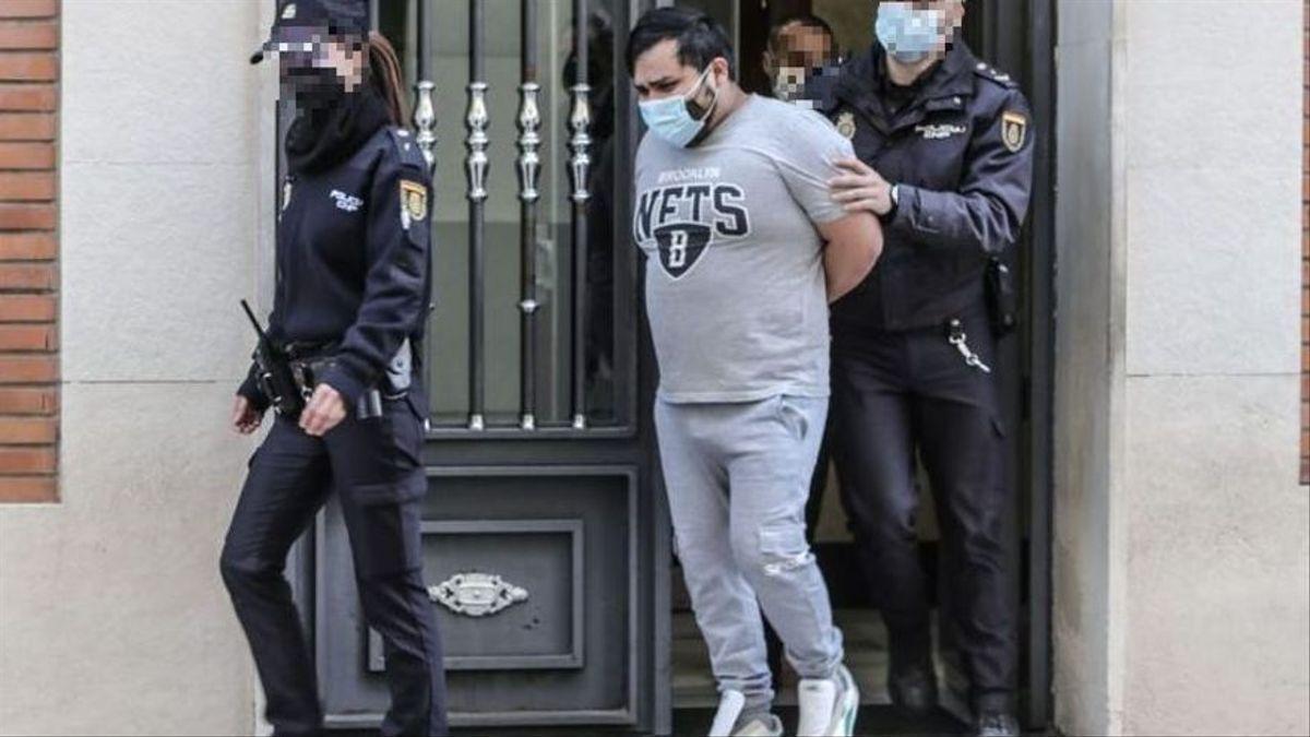 Prisión y retirada de la custodia de sus dos hijas a los padres de la bebé maltratada en Alcoy