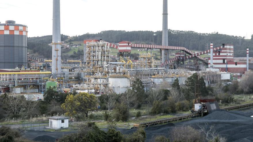 Los ecologistas denuncian doble rasero con los sínter de Arcelor