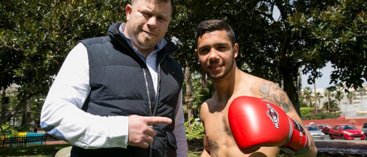 Boxeador por casualidad