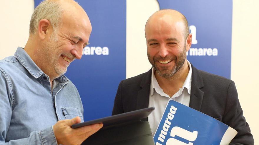 """En Marea, que prefería el 19 de julio, rechaza acortar la campaña porque sería """"un atentado democrático"""
