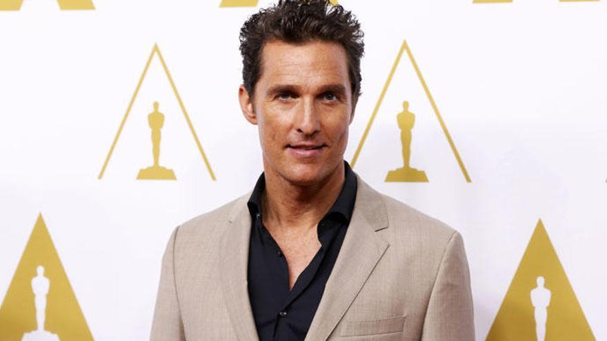 Las 5 mejores películas de Matthew McConaughey