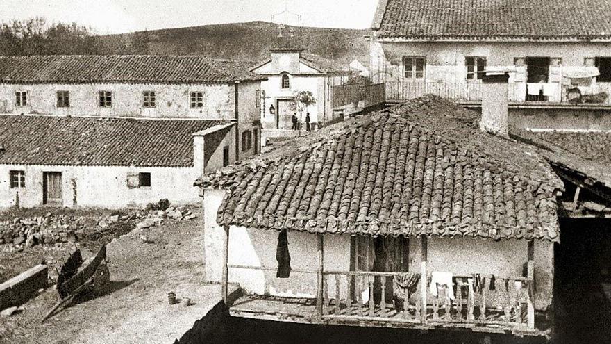A queixa dos veciños de San Martiño de Lalín por ser suprimida como parroquia no proxecto de 1888