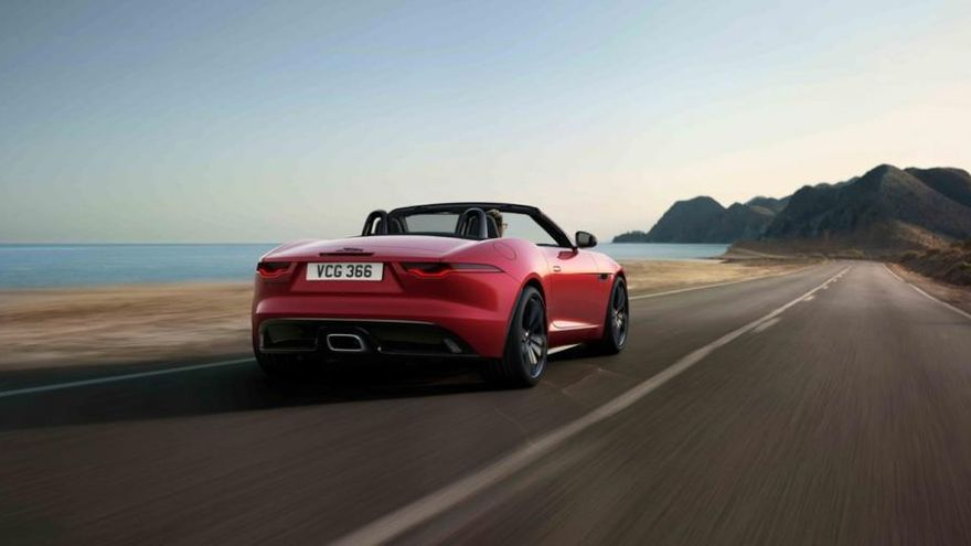 Jaguar anuncia el nuevo F-TYPE Dynamic Black