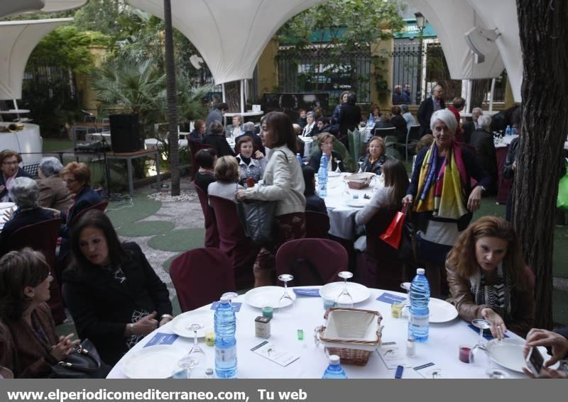 Cena del hambre de Manos Unidas en Castellón
