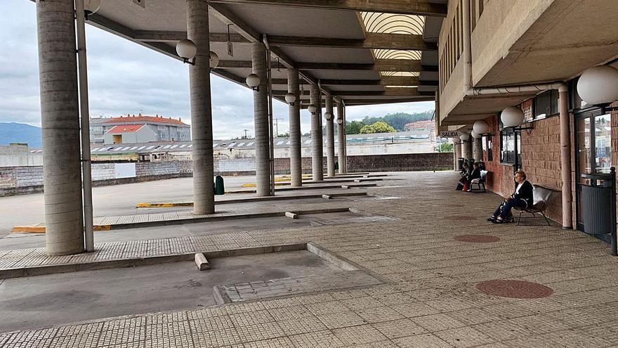 Cifran en 535.000 euros la reforma de la estación para que la gestione Ponteareas