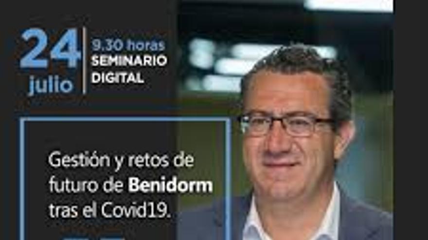 Gestión y retos de futuro de Benidorm tras Covid19