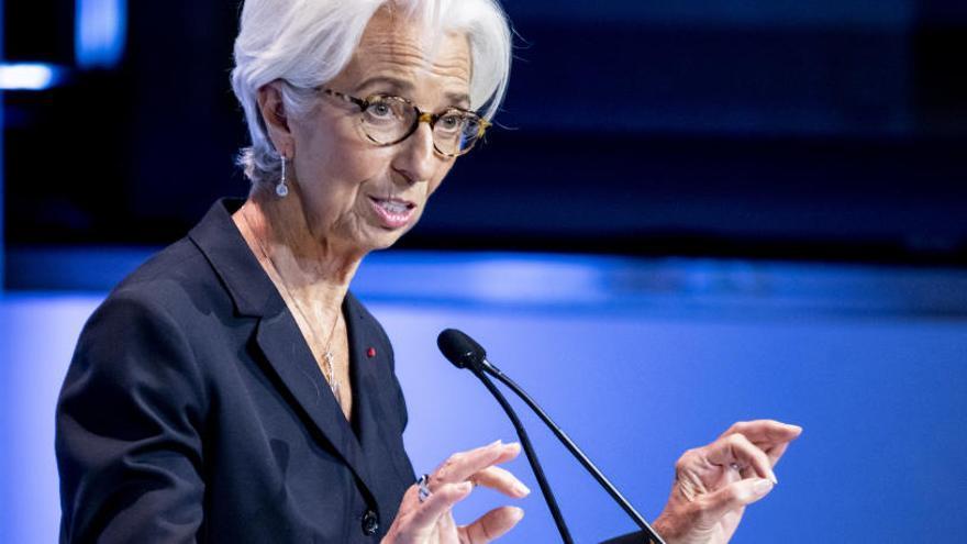 El BCE revisará su estrategia a comienzos de este año
