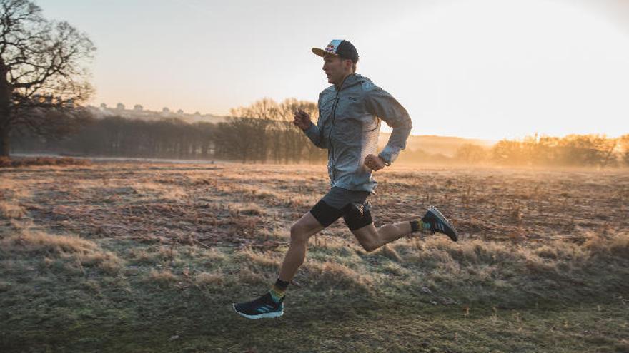 La estrella del trail Tom Evans correrá la Transvulcania