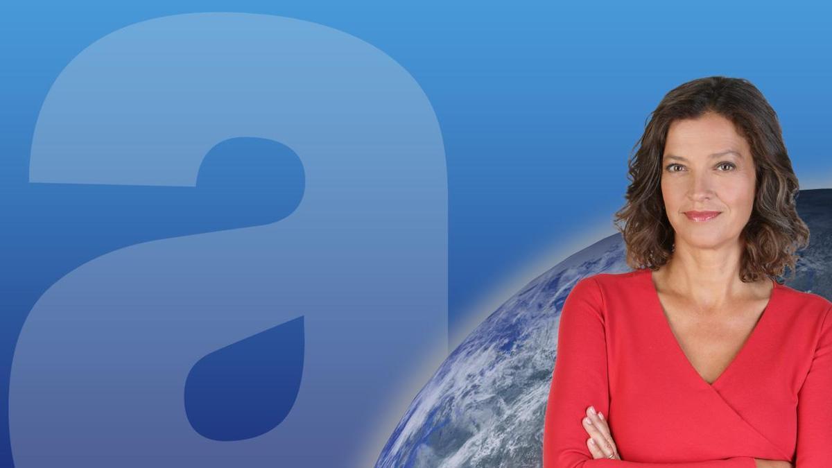 """Antje Pieper, Moderatorin im """"auslandsjournal""""."""
