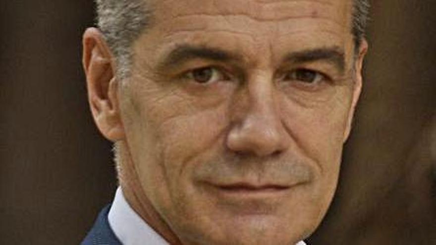 El líder de Ciudadanos, Toni Cantó.