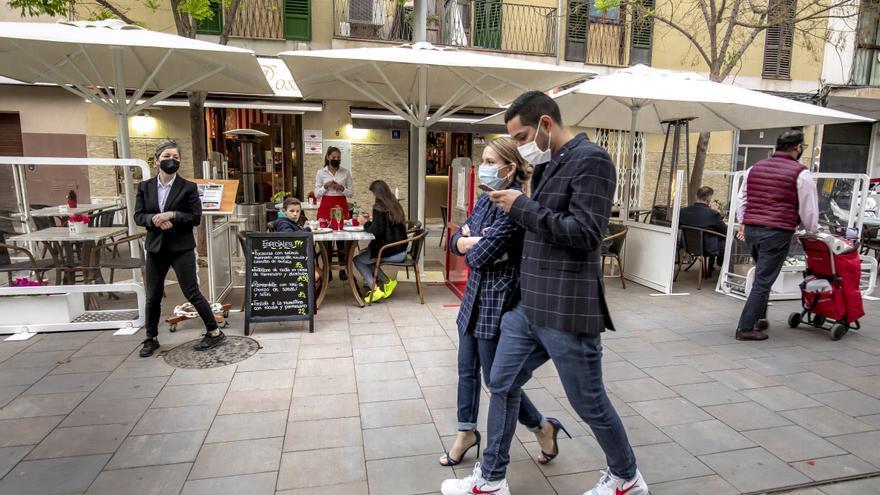 Consulta todas las restricciones de Nivel 1 que entran en vigor el domingo 23 de mayo en Mallorca