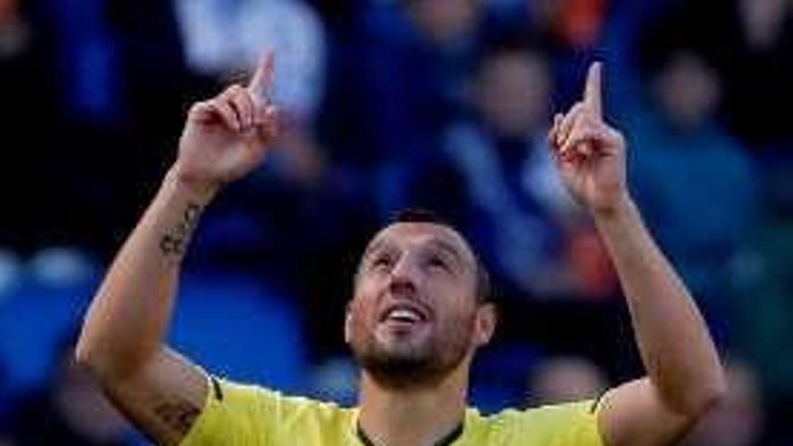 Cazorla culmina la remontada del Villarreal