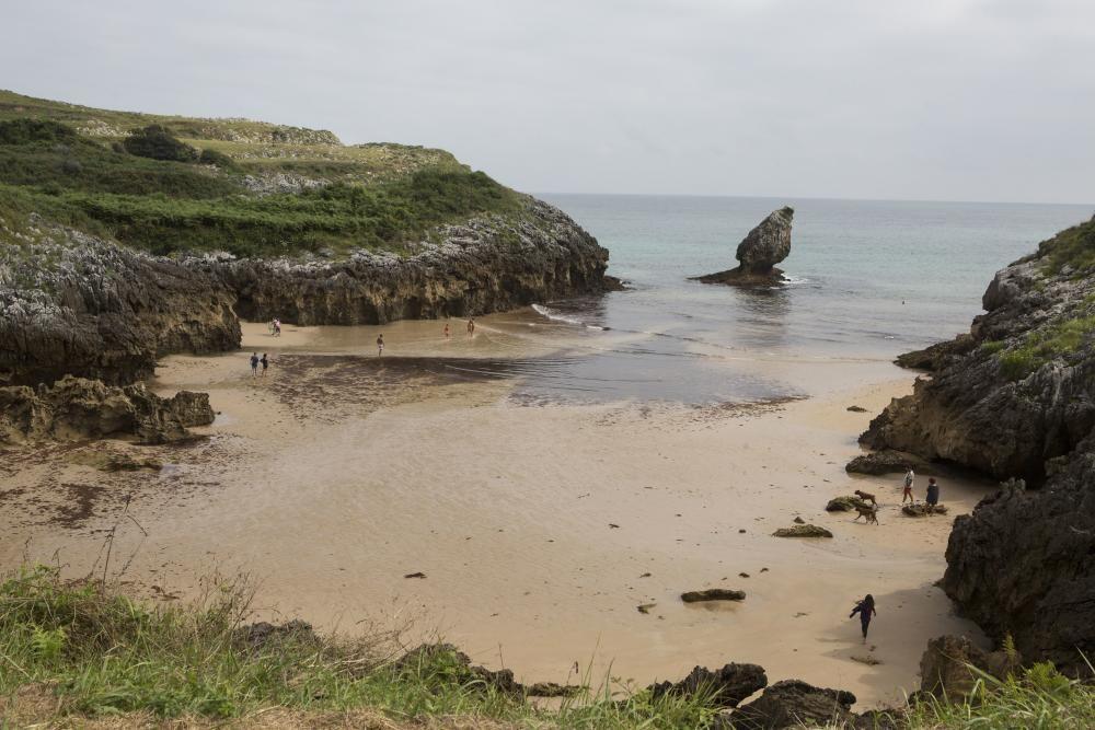 Rutas por Asturias: costa de Llanes y Cobijeru