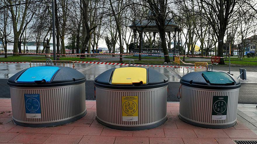 Corvera se sitúa a la cabeza de la comarca en reciclaje, con un 10% más en un año