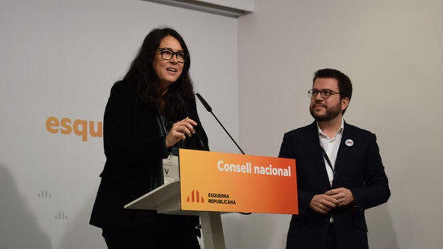 Diana Riba serà la número dos d'ERC a les eleccions europees