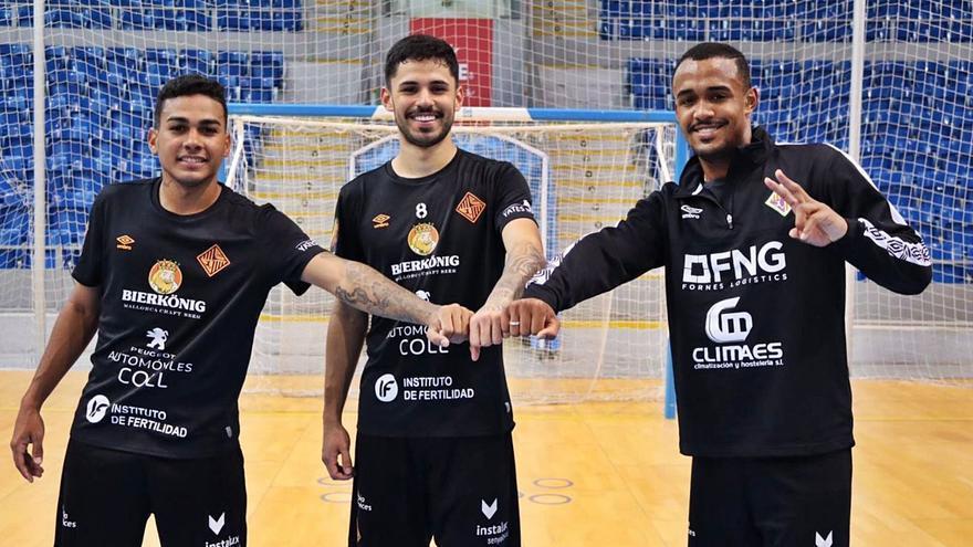"""Vadillo: """"Debemos tener paciencia con Higor, Cléber y Daniel Airoso"""""""