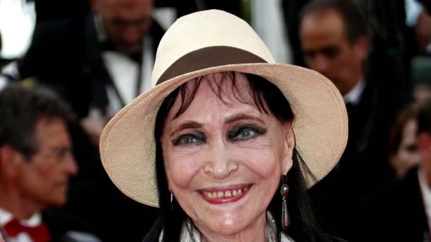 Fallece Anna Karina, actriz icono de la 'nouvelle vague'