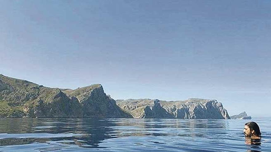 Antonio Orozco recala en la isla en su regata por el mundo
