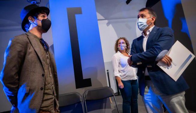 Presentación del nuevo Centro de Arte La Recova