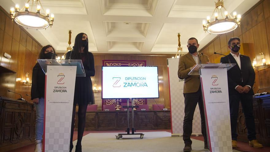 La Diputación aportará 200.000 euros para mobiliario el Centro de Día de Autismo Zamora