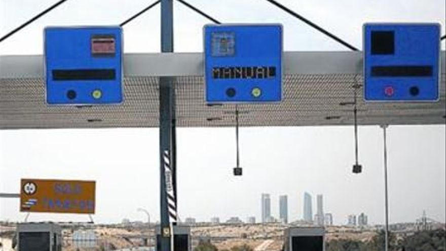Otra sentencia evita al Estado tener que asumir la propiedad de las autopistas radiales de Madrid