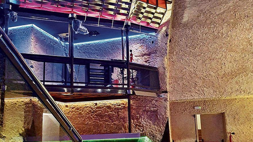 Mallorcas Beachclub S'Embat zieht in eine Höhle