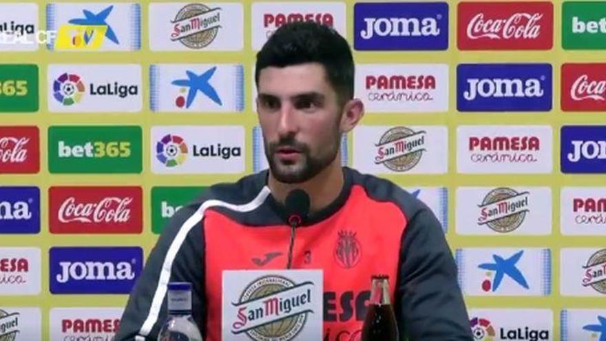 """Álvaro: """"Trabajamos para ser un equipo más sólido y compacto"""""""
