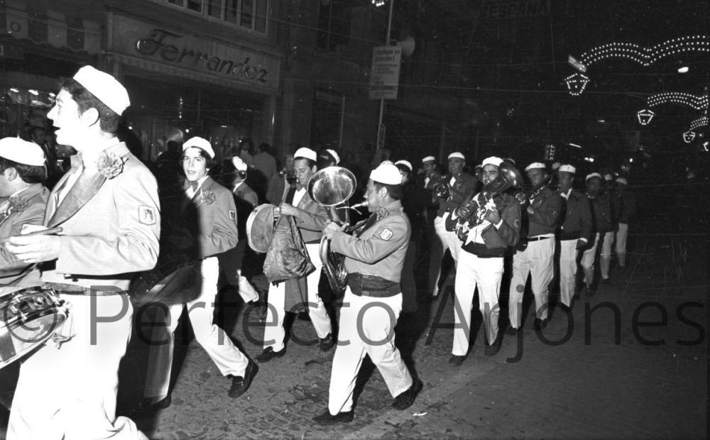HOGUERAS DE SAN JUAN. 1973