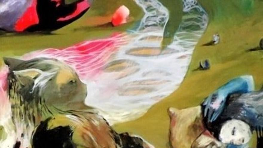 'Yo, retrospectiva lustral' de Eva Lilith.