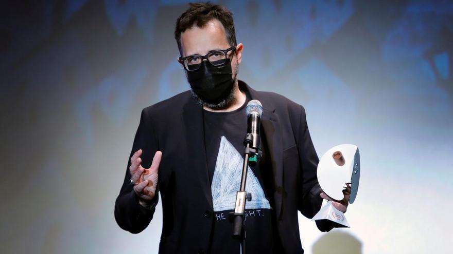 "Paco Plaza: ""Siempre quedará el cine para poder refugiarnos"""