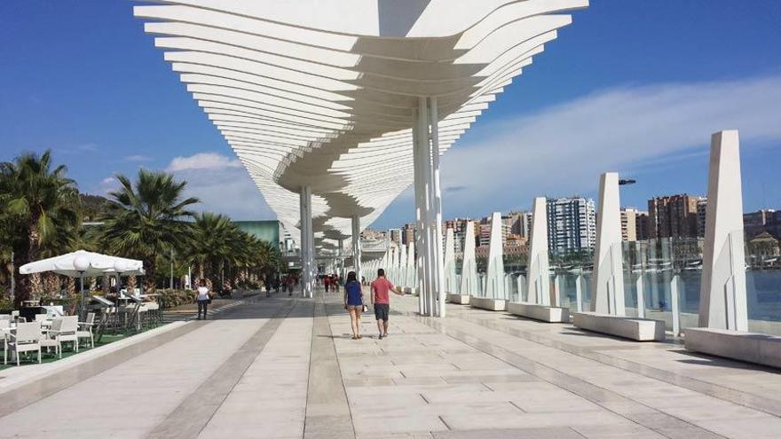 El 96,7% de los ciudadanos está satisfecho con vivir en Málaga