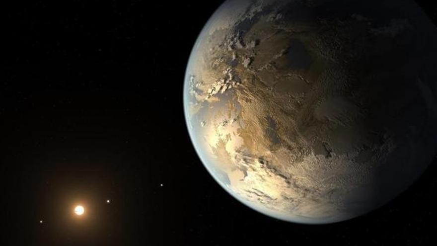 Així és el planeta a 500 anys llums que s'assembla molt a la terra