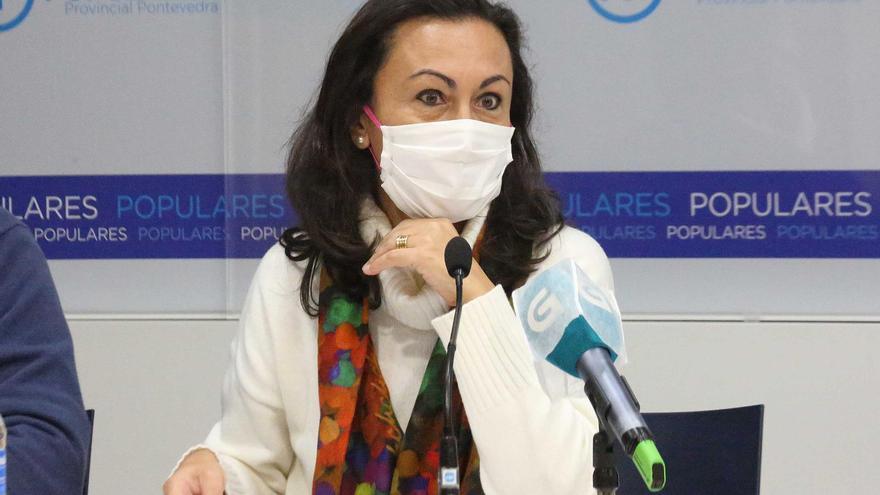 María Ramallo renuncia a su acta de diputada para centrarse en el Concello de Marín