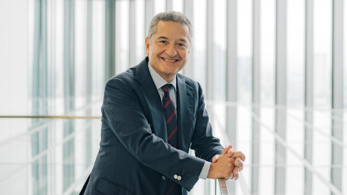 El miembro del Comité Ejecutivo del BCE Fabio Panetta.