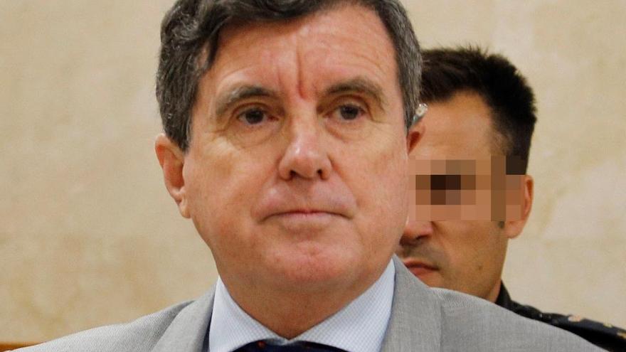 El TS condena a Matas a devolver 1,2 millones que pagó Baleares a Calatrava